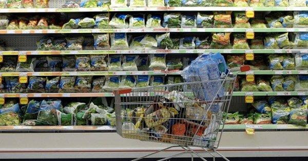 scorte di cibo - scorte alimentari