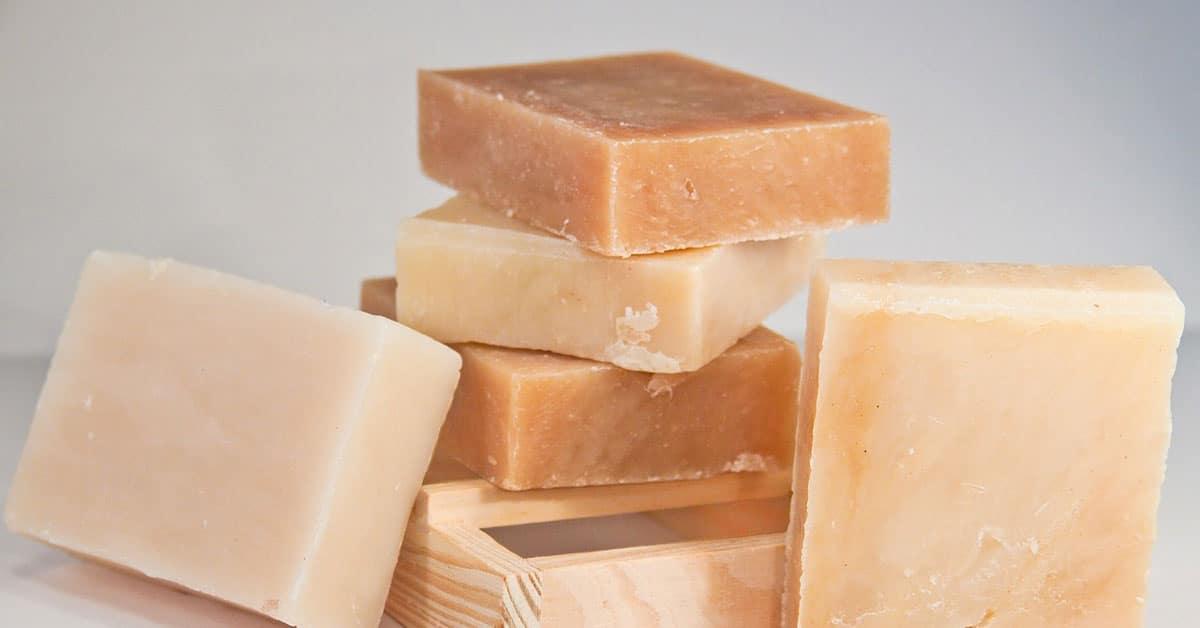 come fare il sapone senza soda caustica