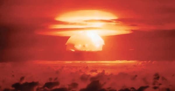 primo test nucleare