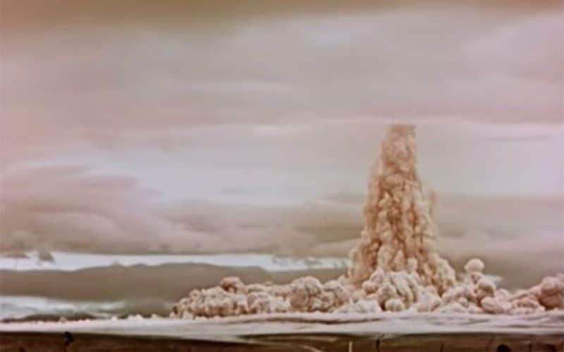 Bomba Tsar desecretato il video del test russo