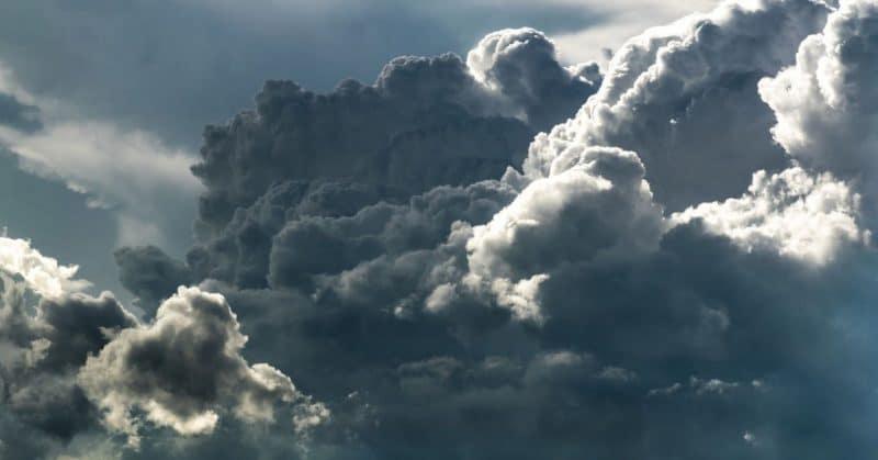 prevedere il tempo - previsoni del tempo - nuvole - nuvola